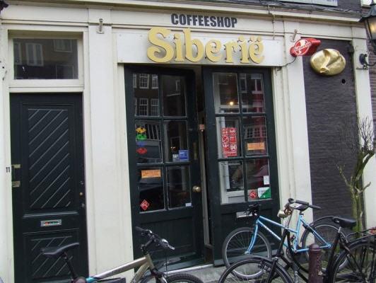 Coffee Shop Amsterdam Siberie
