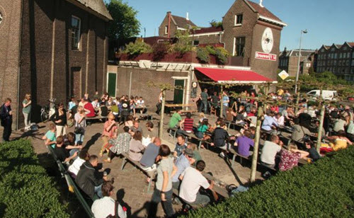 Brasserie 't IJ ou Brouwerij