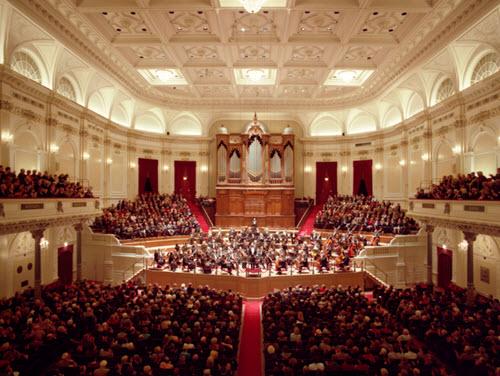 Concertgebouw,